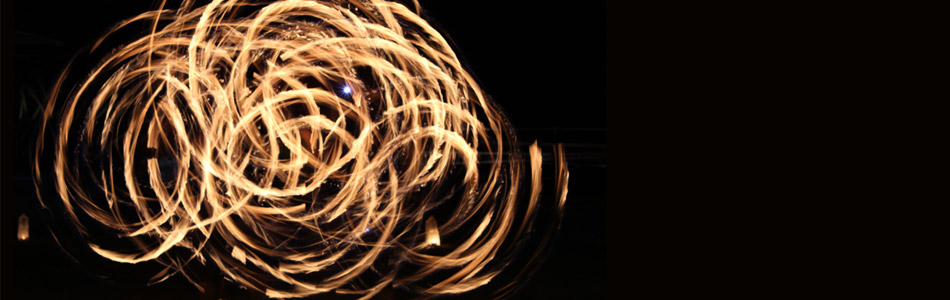 How to Photograph Fire Twirlers